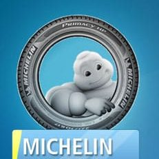 interface UI design Michelin