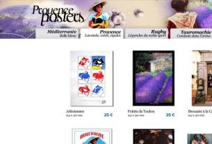 Provence Posters: boutique en ligne de vente d'affiches