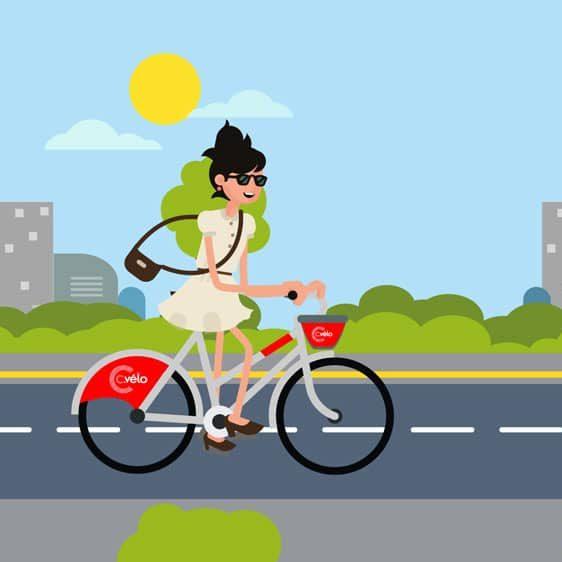 capture d'écran d'une animation pour la SMTC